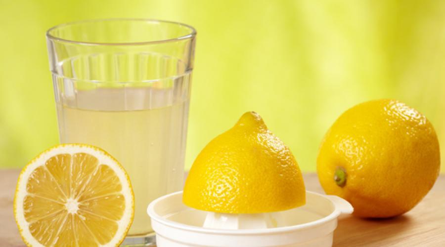 Limão com água para o cabelo. Usando limão para a saúde e beleza do cabelo